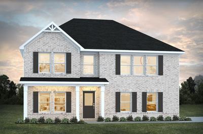 Clarkdell Acres New Homes in Stockbridge GA