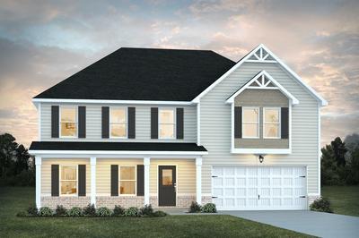 Thompson Acres New Homes in Chesnee SC