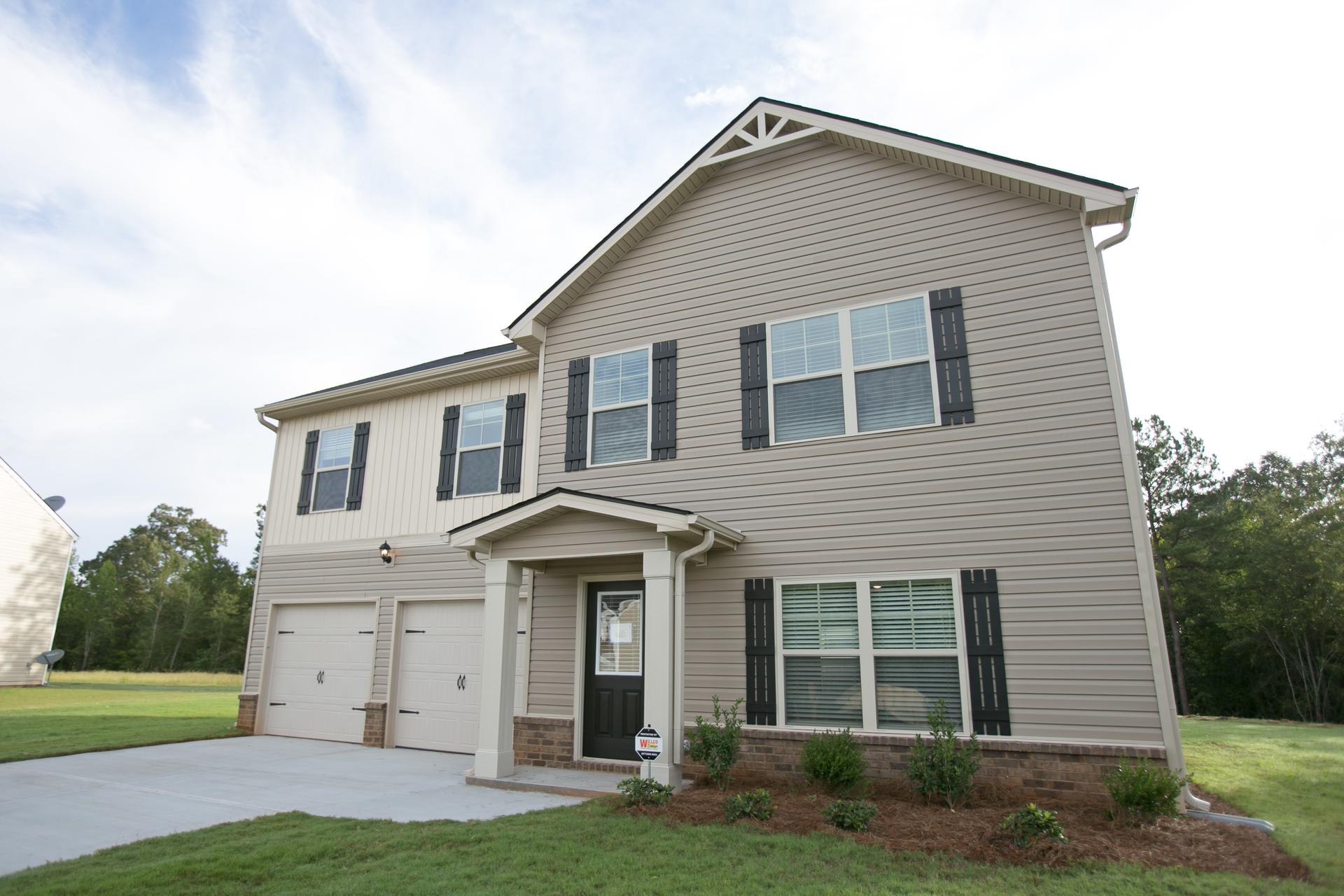 Ambur Cove New Homes in Hampton, GA