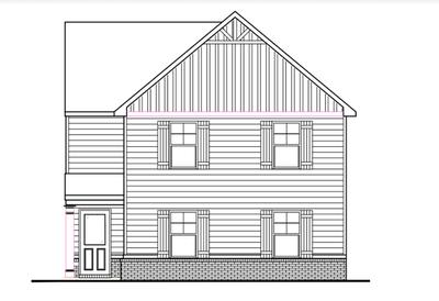 Sierra New Home Floor Plan