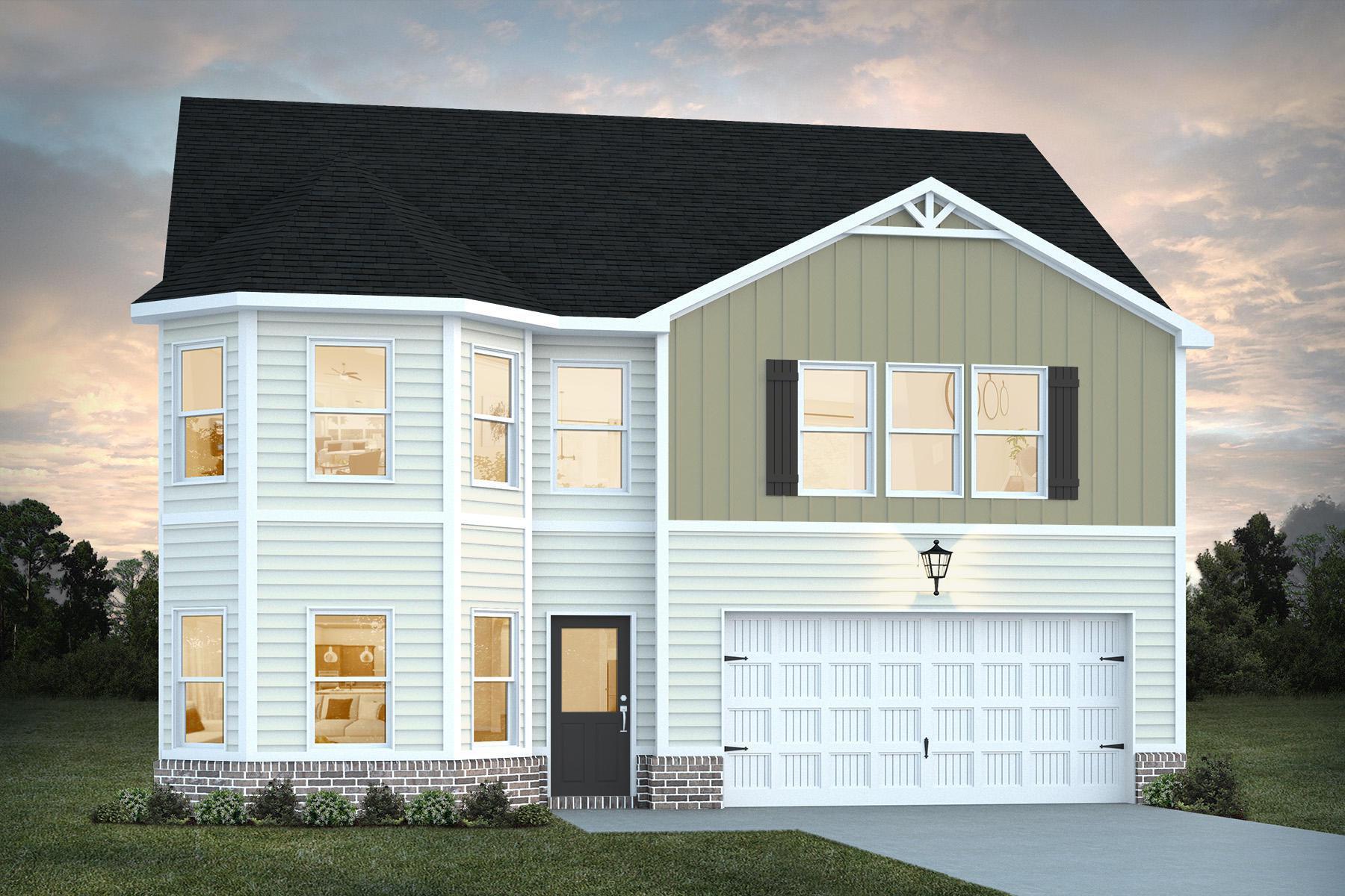 New Homes in Guntersville, AL