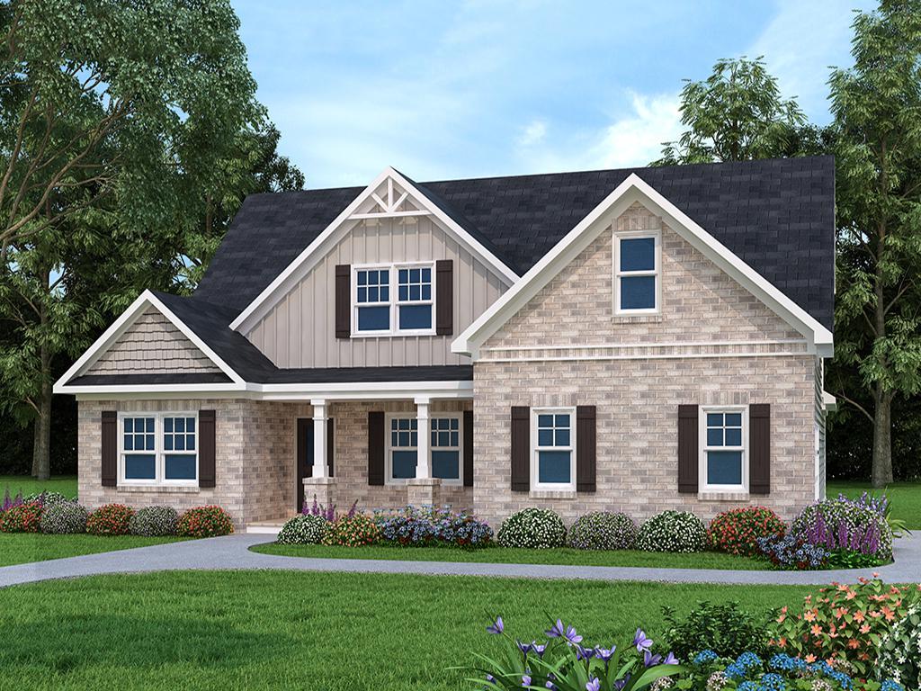 Oliver New Home Floor Plan