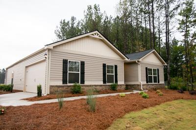 Burton New Home Floor Plan