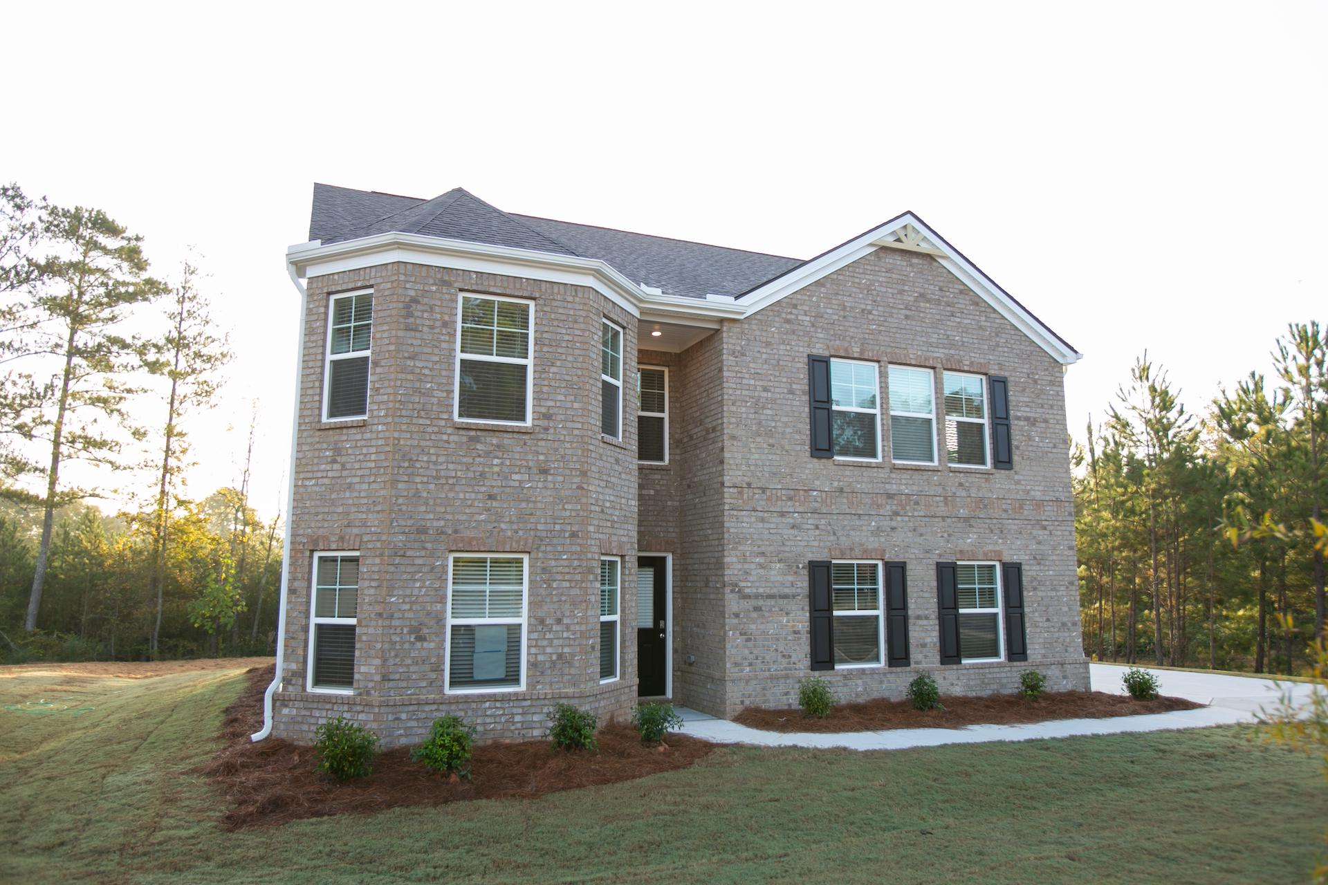 Coldwater Creek New Homes in Covington, GA