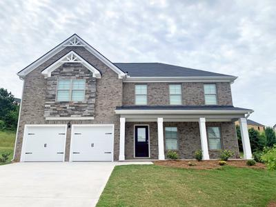 The Villages at Harris Creek New Homes in West Point GA