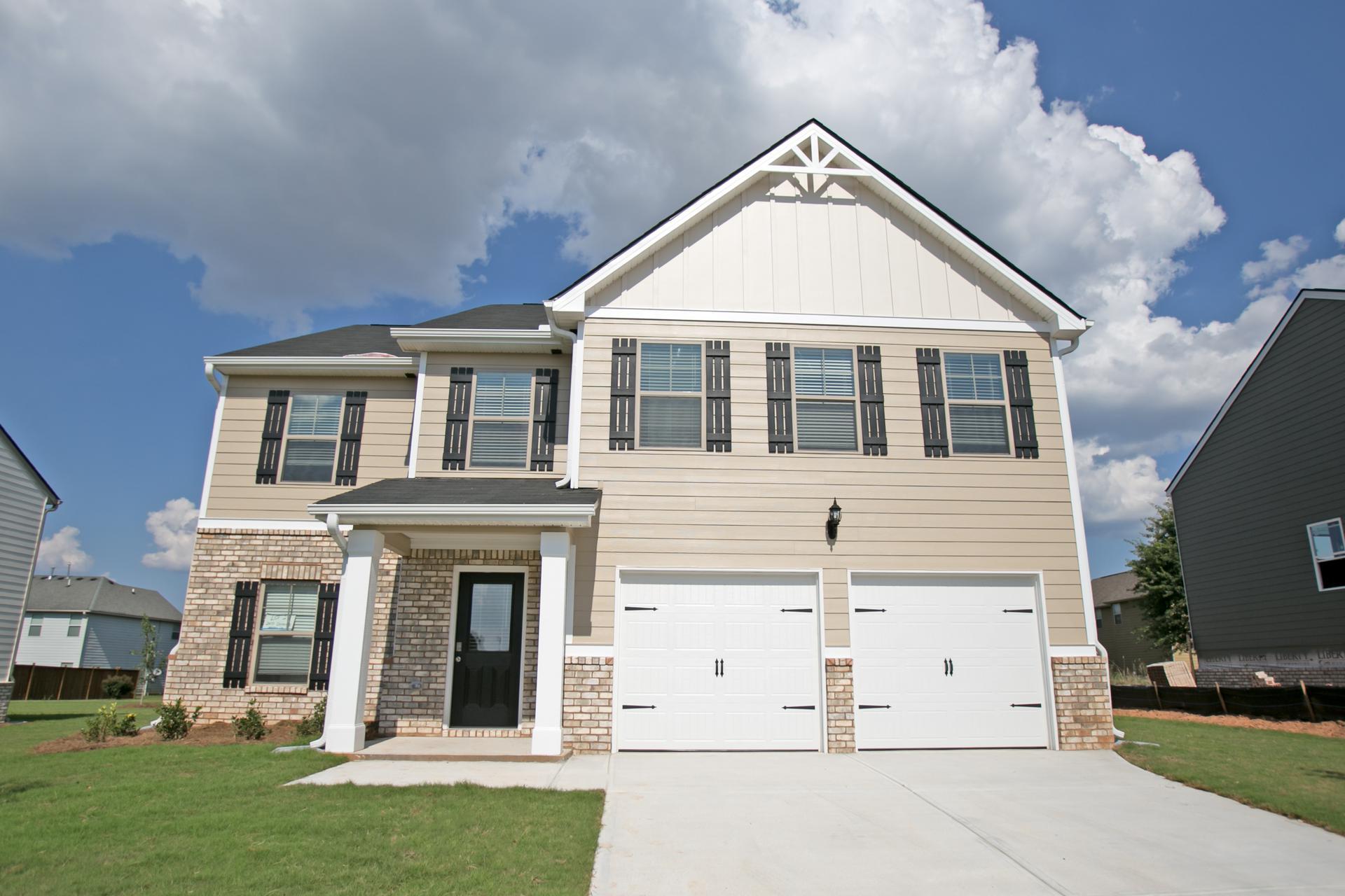 New Homes in Walnut Grove, GA