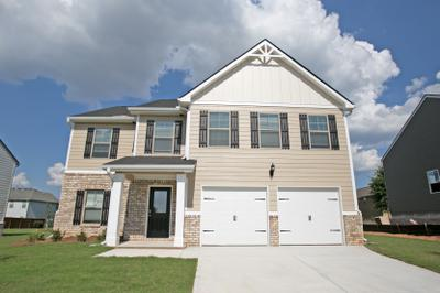 The Enclave at Dial Farm New Homes in Walnut Grove GA