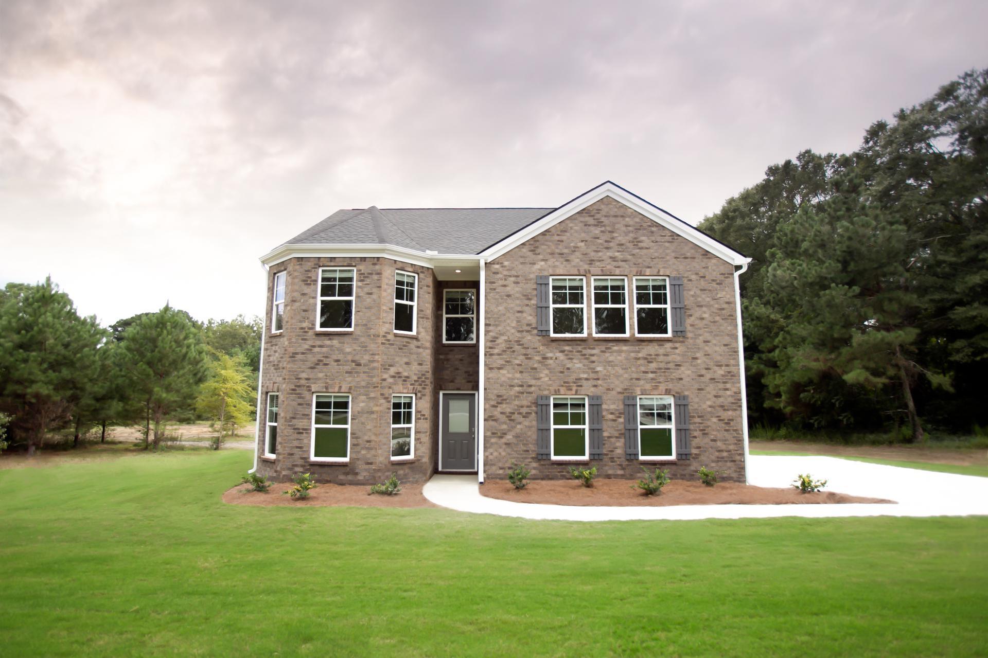 Bolingbroke, GA New Homes