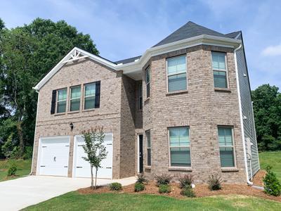 Twin Lakes New Homes in Covington GA