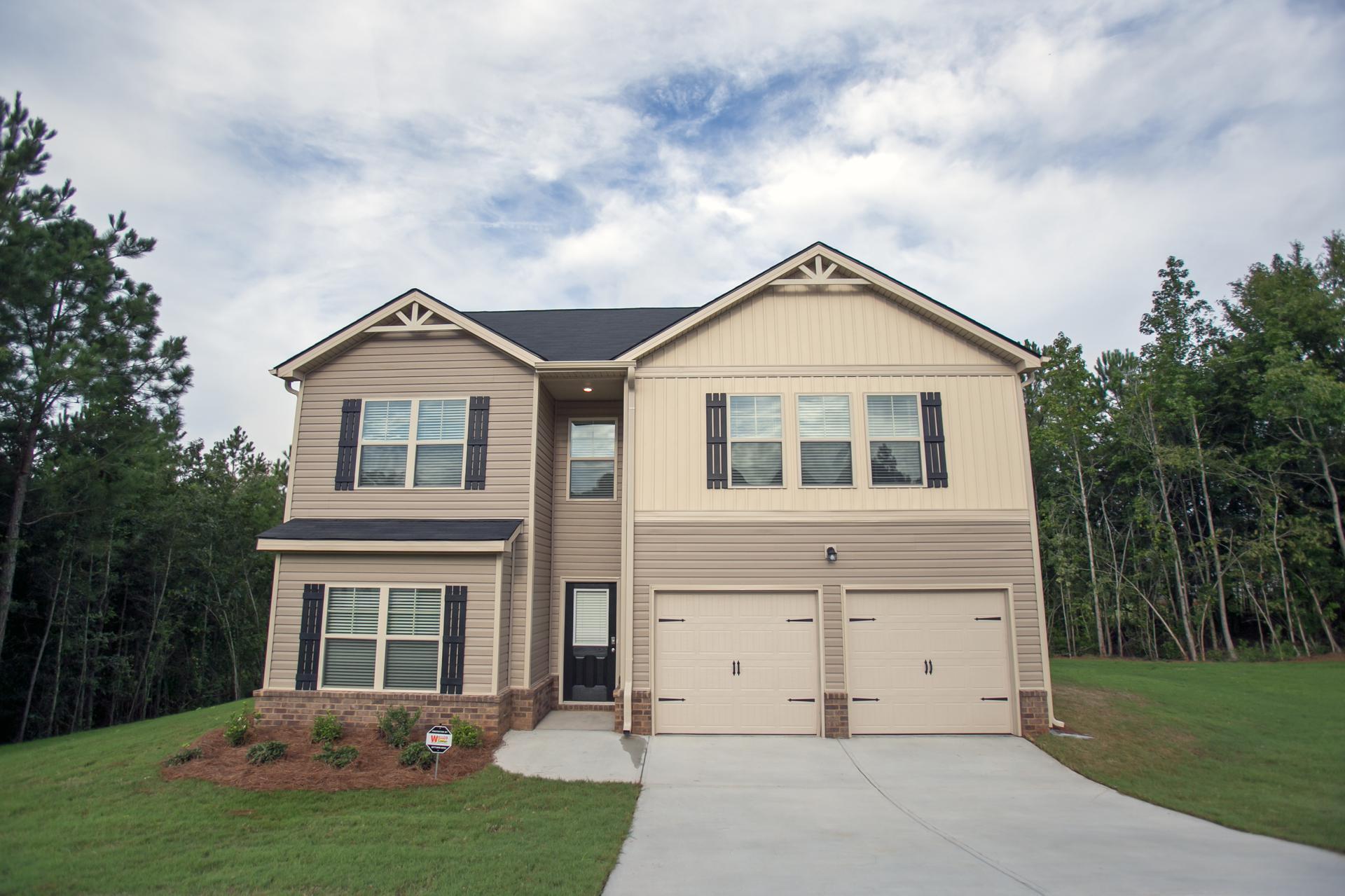New Homes in Covington, GA