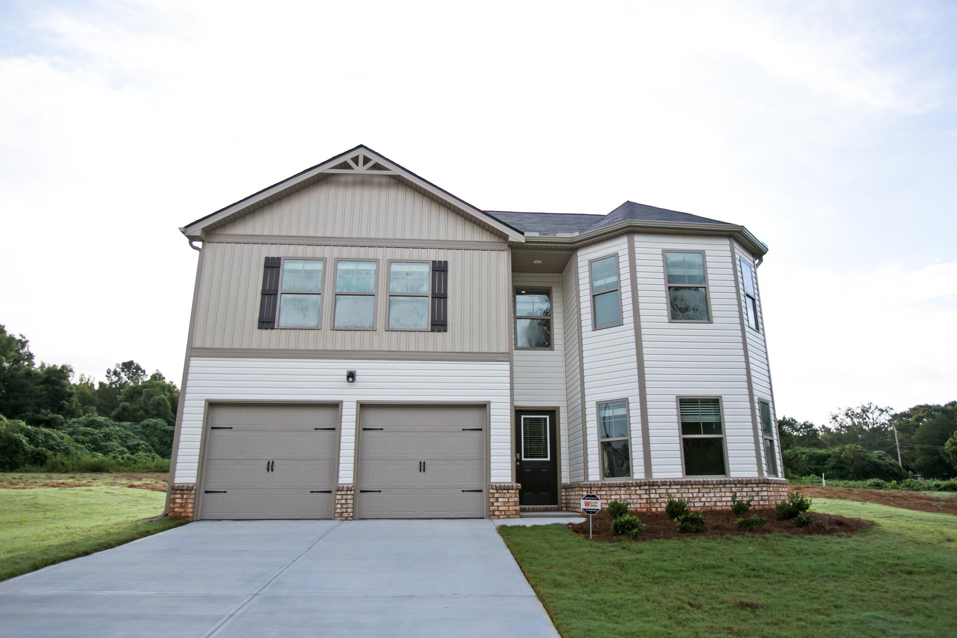 New Homes in Easley, SC