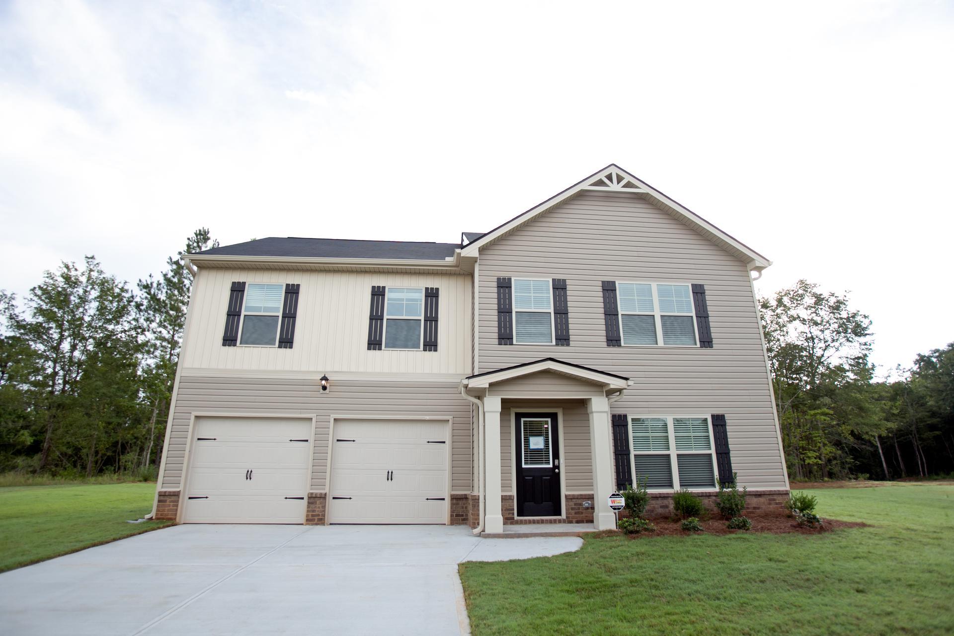 Grantville, GA New Homes