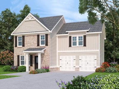 Dorman Meadows New Homes in Roebuck SC