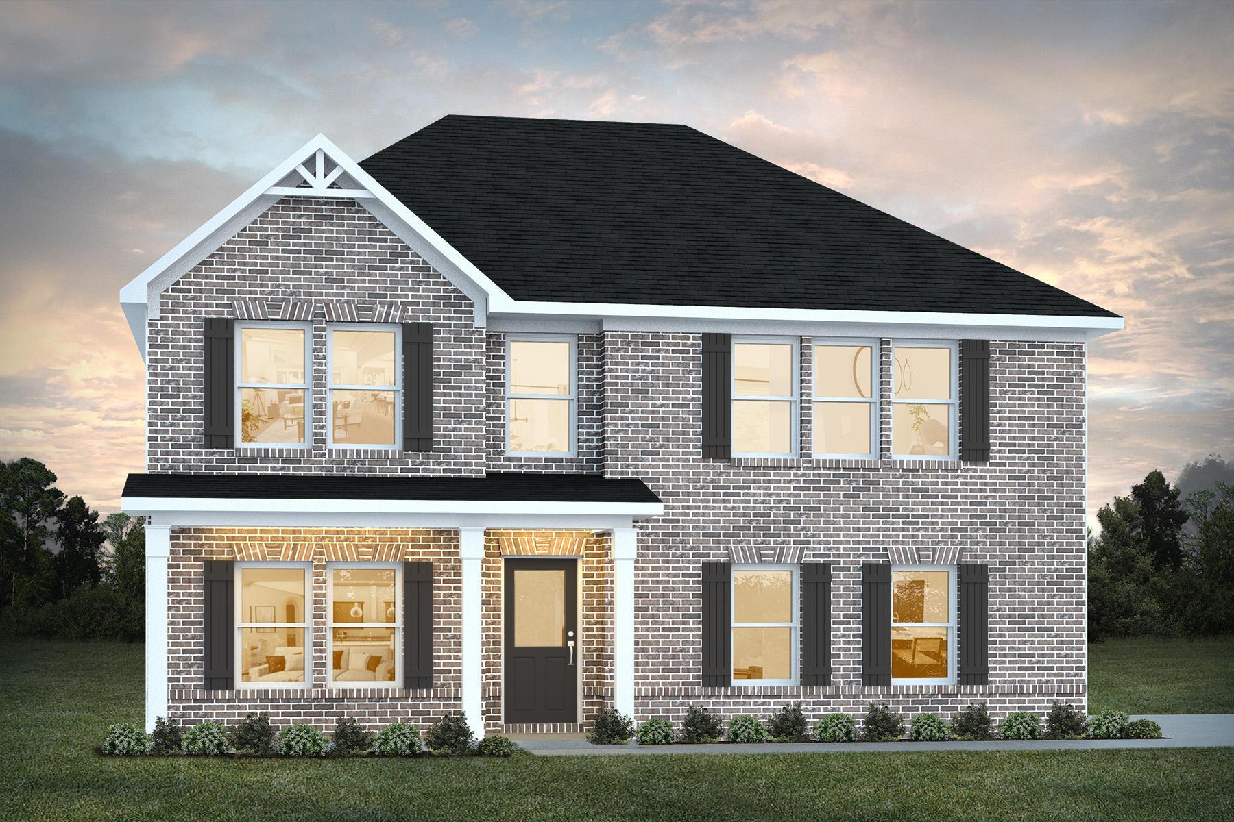 Jodeco FP New Home Floor Plan