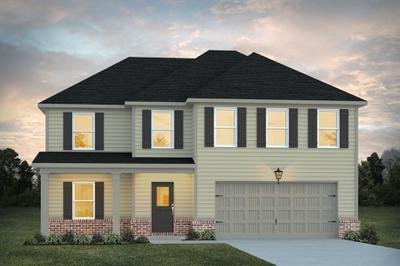 Tucker FP Home with 4 Bedrooms