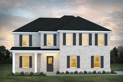 Tucker FP New Home Floor Plan