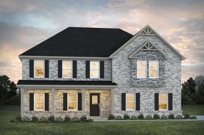 Mira New Home Floor Plan