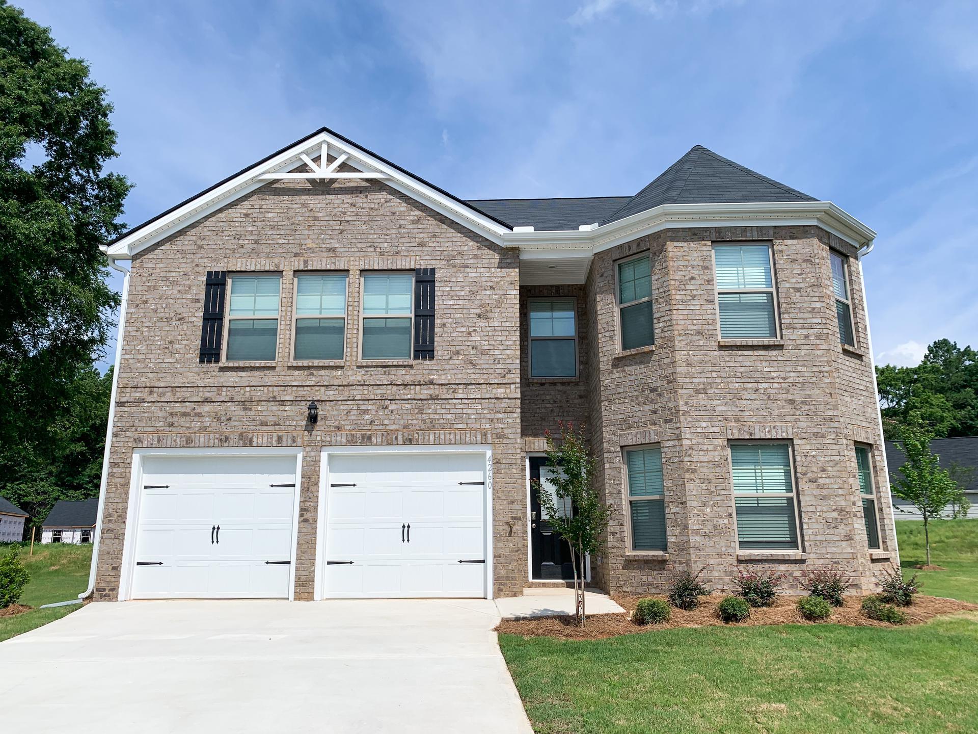 New Homes in Ellenwood, GA