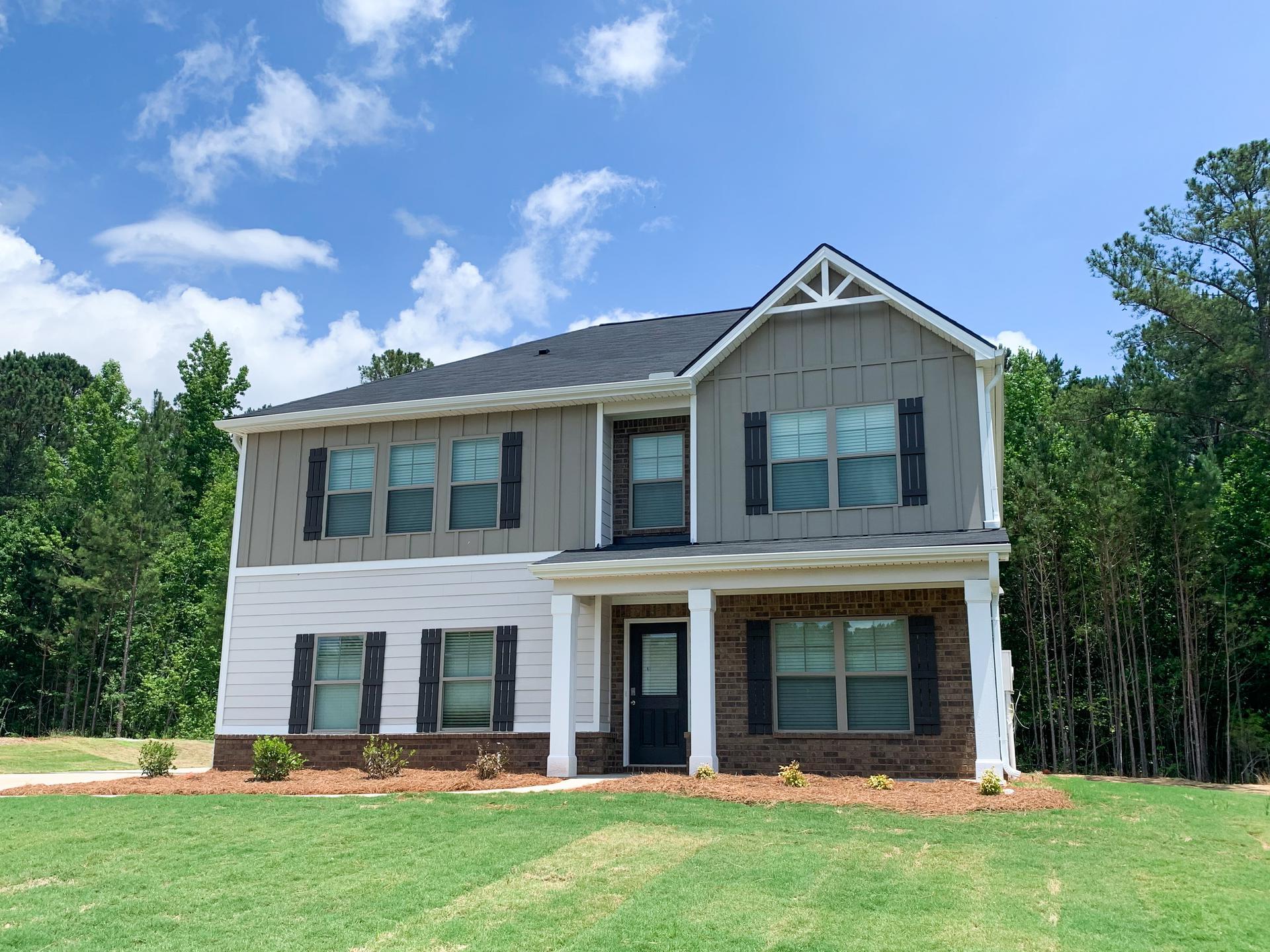Bridgemill New Homes in Covington, GA