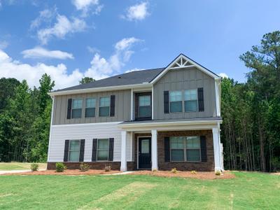 Bridgemill New Homes in Covington GA