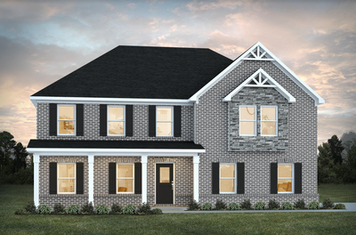 Berry Crest Farms New Homes in Arab AL