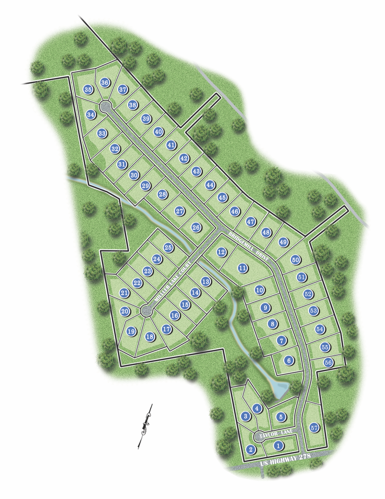 Covington, GA Bridgemill New Homes from Liberty Communities