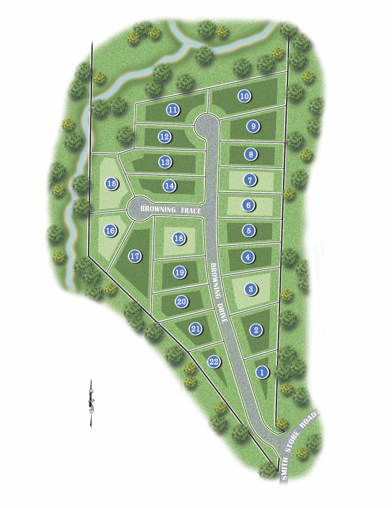 Covington, GA Browning Estates New Homes from Liberty Communities