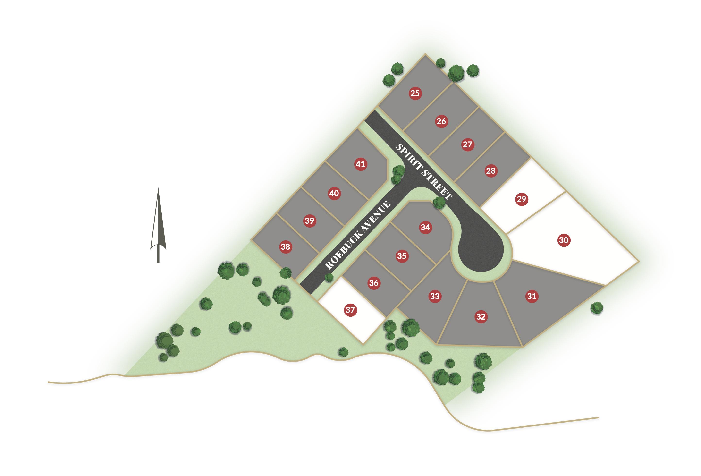 Roebuck, SC Dorman Meadows New Homes from Liberty Communities